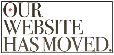 Our website has moved